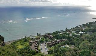 Skyview of Kaaawa Condo Complex.jpg, 51-636 Kamehameha Highway