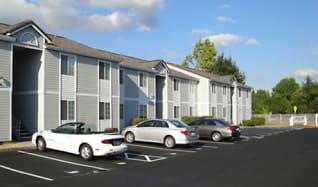 Building, Sunnyside Park Apartments