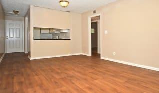 Living Room, Aspen Court Apartments