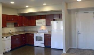 Kitchen, Apartments at Richmond Square