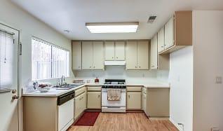 Kitchen, Park Place Townhomes