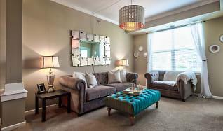 Living Room, Lyndale Plaza