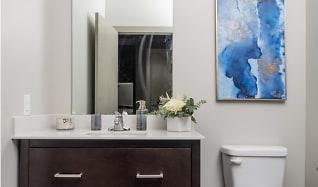 Bathroom, Galloway Creek Lofts