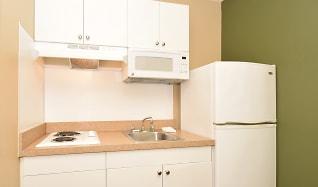 Kitchen, Furnished Studio - San Francisco - San Mateo - SFO