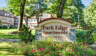 Community Signage, Park Edge