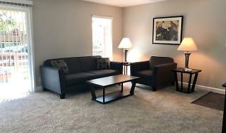 Living Room, Hillside Garden Apartment Homes