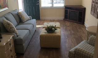 Living Room, Hampton Village of Youngsville