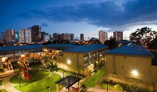 Pool, Waena Apartments