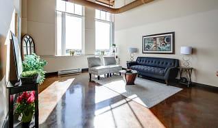 Living Room, Schuster Lofts