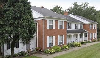 Building, Woodside Terrace Apartments