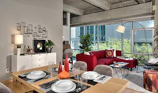 Dining Room, 800J Lofts