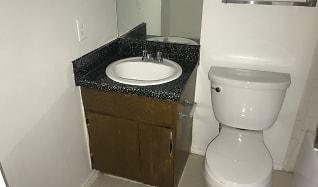 Bathroom, 9520 Royal Lane # 215