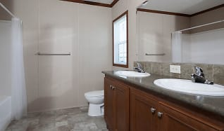 Bathroom, 229 Artifact Avenue
