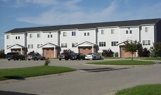 Building, Tallgrass Apartments