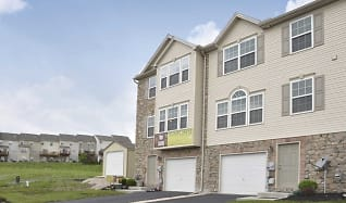 Building, Sunpointe Townhomes