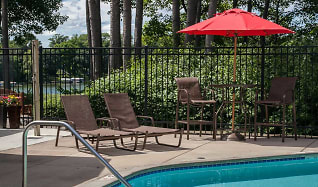 Pool, Lake Susan Apartments