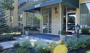 Leasing Office, Mystic Creek Apartments
