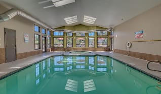 Indoor Swimming Pool, Cedar Crest