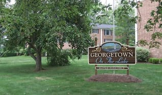 Community Signage, Georgetown Manor Apartments