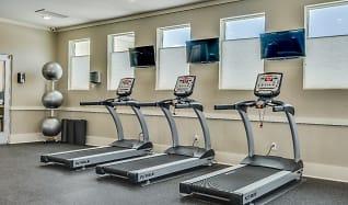Fitness Weight Room, La Veranda At Polly Lane Apartments