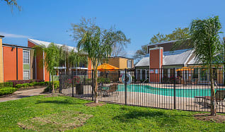 Pool, Sandpiper Apartments
