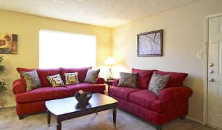 Living Room, Sycamore Creek