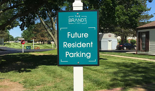 Community Signage, The Brandt at 6851