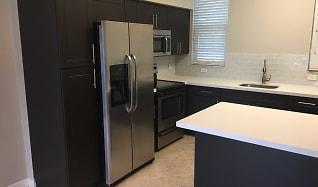 Kitchen, Flamingo Rd