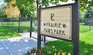 Recreation Area, Prairie Lakes Apartments
