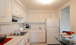 Kitchen, Southgate Towers