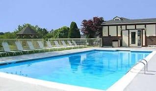 Pool, Olde English Village Apartments