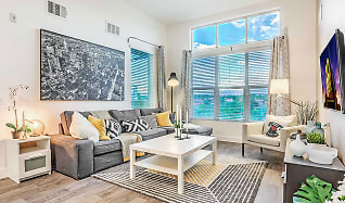 Living Room, Radiance at Rock Springs 55+ Community