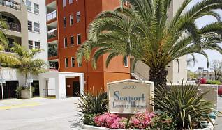 Community Signage, Seaport Homes Luxury Condos & Townhouses