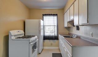 Kitchen, Sandpiper Cove Apartments