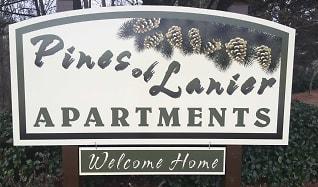 Building, Pines of Lanier