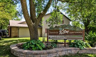 Community Signage, Seminole Valley Apartments