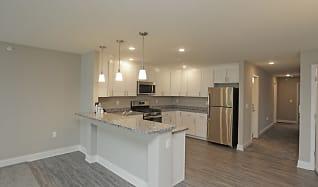 Kitchen, Enclave 50