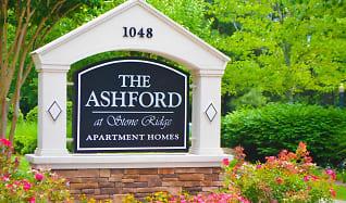 Community Signage, Ashford at Stone Ridge