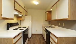 Kitchen, Brookfield Village Apartments