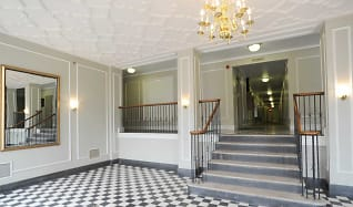 Foyer, Entryway, Fairmont/Monticello
