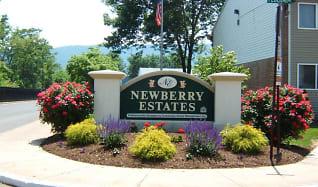 Community Signage, Newberry Estates