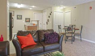 Living Room, Pointe at SIU