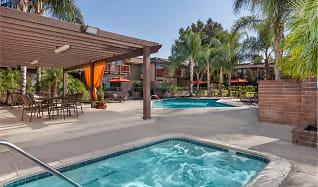Pool, Los Arbolitos Timbers Apartments