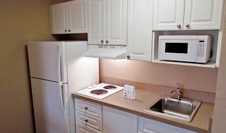 Kitchen, Furnished Studio - Boston - Westborough - Computer Dr.