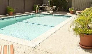 Pool, The Newporter Apartments