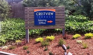 Community Signage, Crestview Terrace