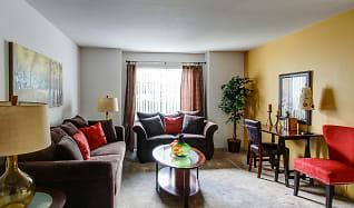 Living Room, Pioneer Ridge