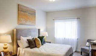Bedroom, Britton Place