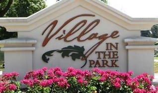 Community Signage, Village in the Park
