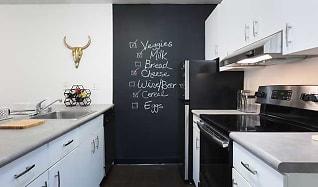 Kitchen, AVA Nob Hill